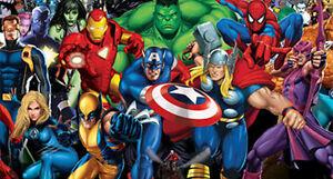 Marvel Comics Superheroes Prints Pajama Pants XS Old Navy Sleep Lounge Pants New