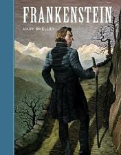 NEW Frankenstein By Mary Wollstonecraft Shelley Hardcover Free Shipping