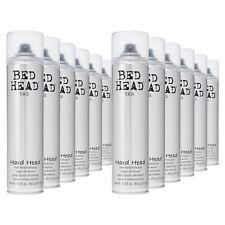 TIGI Bed Head HARD HEAD Hard Hold Hairspray Haarspray starker Halt 12x 385 ml