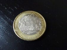 **THE FIRE OF LONDON £2 COIN**