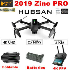 Hubsan Zino PRO 5G WiFi APP Drone FPV GPS Quadcopter 4K 3Gimbal Camera,Battery
