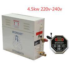 Steam Generator 4.5 KW Sauna /Bath Home SPA Shower 220v With Controller ST-135A