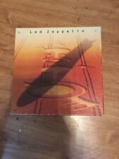 Led Zeppelin 4 Compact Disc Boxed Set Complete Jimmy Page Robert Plant