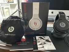 DR DRE BEATS DETOX LIMITED EDITION HEADPHONES - BOXED. WORKING. VGC.