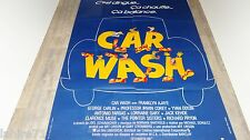 blaxploitation CARS WASH  affiches cinema 1976