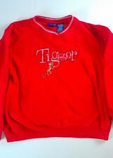 Disney Tigger Sweatshirt Youth L/XL Pooh Bear Pullover Boys Girls Embroidered
