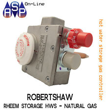 ROBERTSHAW GAS CONTROLLER TO SUIT RHEEM STORAGE HOT WATER NG - PART# 220RTSP670