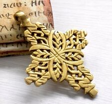 Ethiopian Coptic Cross pendant awesome gifts for men