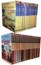 Enid Blyton Famous Five and Secret Seven 36 Books Collection Set Gift Pack
