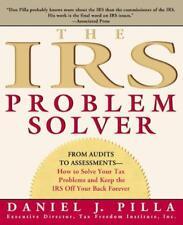 THE IRS PROBLEM SOLVER - PILLA, DANIEL J. - NEW PAPERBACK BOOK