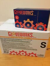 100pcs GloveWorks Latex Powder Free Ivory Color Disposable