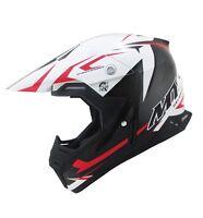 MT Synchrony Steel Motocross Helmet Red MX Bike Crash Lid Off Road ATV Quad