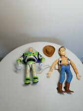 Toy Story interactive buddies ultimate talking action figures - Buzz and woody