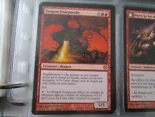 Dragon Fourgueule Losse kaarten kaartspellen Kilnmouth Dragon Mtg