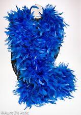 """Feather Boa Colorful Dxl 130gm 72"""" Long Full Turkey Boa Costume Accessory"""