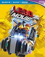 The Lego Movie 3d+2d BLU-RAY NUEVO Blu-ray (1000453783)