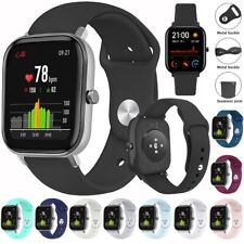 Sport Silikon Ersatz Armband Uhrenarmband Für Huami Amazfit GTS/42MM/Bip 20mm
