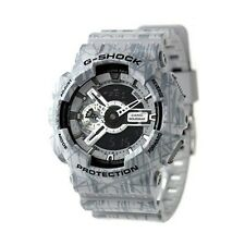 Casio G-Shock Mens Wrist Watch GA110SL-8A GA110SL-8ACR Analogue Digital Grey New