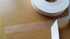 3 m Saumband (€0,95/m) Breite 2  + 3 cm transparent Bügeleinlage