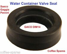 Saeco Water Container Valve Seal Dim14 for Automatic Coffee Machine - see list