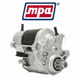 MPA Starter Motor for 2001-2007 Lexus GS430 - Electrical Charging Starting  mg