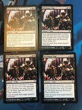 4 X Ravenous Trap - Mtg Magic Card