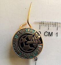 FC Maccabi Haifa badge crest pin anstecknadel brosche brooch