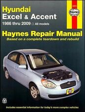 hyundai books and manuals ebay rh ebay com au 2003 Hyundai Tiburon Repair Manual Hyundai Santa Fe Repair Manual