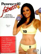Perfect 10 Fitness - NEW DVD, EXERCIES,WORKOUT,CARDIO,ABS,BOXING,SEXY BODY