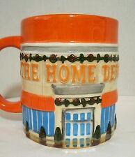 Mr Christmas The Home Depot Coffee Mug Cup Large Handy Man 2014