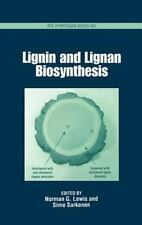 ACS Symposium: Lignin and Lignan Biosynthesis No. 697 (1998, Hardcover)