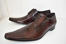Pino College Shoe by Jeffery West RRP £200 - Burgundy - UK 9  - Clearance!
