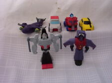 2008 MCDONALDS TRANSFORMERS ANIMATED COMPLETE SET LOT 6 FIGURE TOY¤Optimus Prime