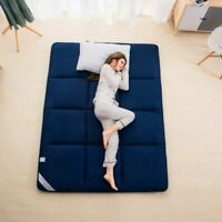 Sleeping Rugs Mattress Pads Folded Floor Carpet Mats For Bedroom Accessories New
