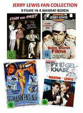 Jerry Lewis Fan Collection | Box | 9 Filme | 835 Min. | Comedy | Box [FSK16] DVD