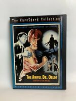 THE AWFUL DR. ORLOF rare US Image DVD cult Jess Franco Euro Cine horror movie