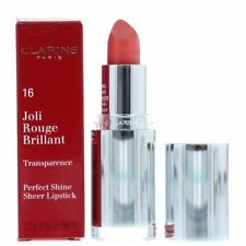 Clarins Joli Rouge Brilliant Lipstick 16 Pink Coral 3.5G