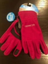 NEW! Columbia Unisex Thermarator Fleece w/Omni Heat Reflective Hat (2 Colors)