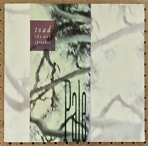 TOAD THE WET SPROCKET - Pale (1990) Green Milky Vinyl, LP Columbia C 46060