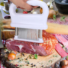 Meat Tenderizer with 48 Stainless Steel Ultra Sharp Needle Blades| Cooking Tool