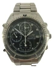 Gents Seiko Chronograph Bracelet Watch 7T42- 6A00AD. (not Working)