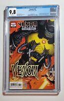Venom #26 CGC 9.8 First Print Graded 1st Appearance Virus Stegman / Cates 2020