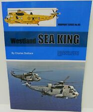 Warpaint Series No.95 - Westland Sea King, 64pp - (Book)