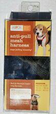 Aspca Anti-Pull Adjustable Mesh Harness Stops Pulling Instantly - Medium - Black