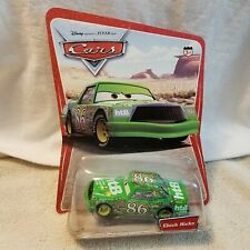 DISNEY PIXAR CARS COLLECTIBLE CHICK HICKS 2005  WAVE 1 RELEASE new in package