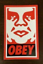 Obey Giant Icon Variant Shepard Fairey Sticker Street Graffiti Art