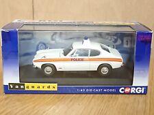 Corgi VA13304 Ford Capri Mk1 3000GT Thames Valley Police Ltd Ed Nº 1000 de 1000