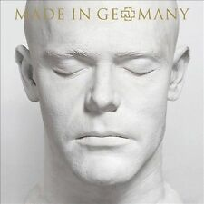 Made in Germany: 1995-2011 [2CD Deluxe Edition] [Digipak] by Rammstein (CD, Dec-2011, 2 Discs, Vagrant)
