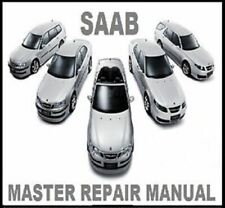 Service Repair Workshop Manual For Saab 9-3 (9440) 2003-2012 Wis and Epc