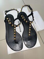 ladies balenciaga sandals size 39